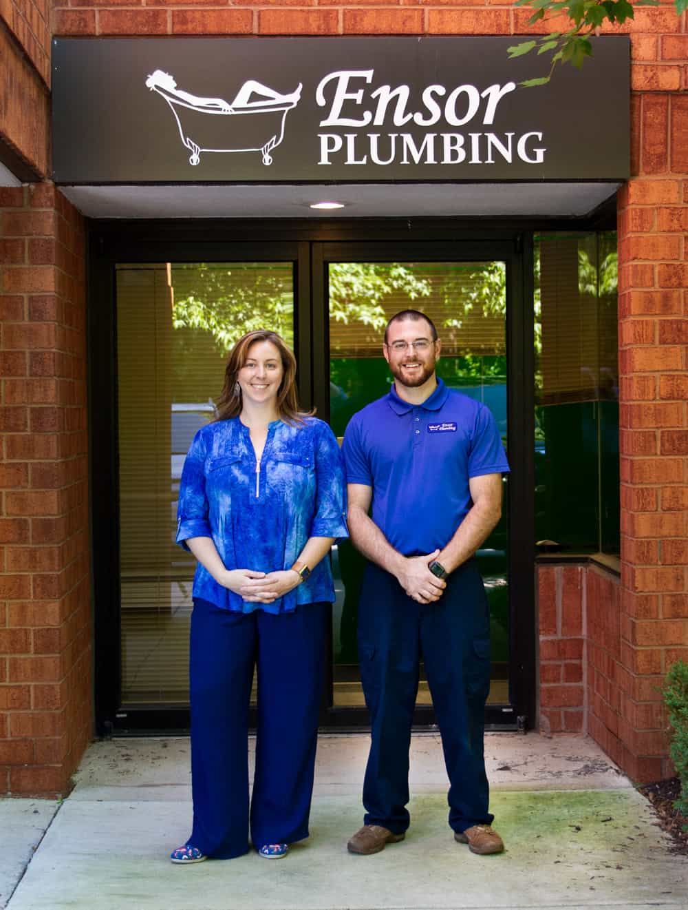 About Ensor Plumbing in Baltimore MD Contact Us
