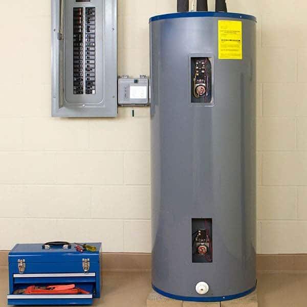 water heater ensor plumbing