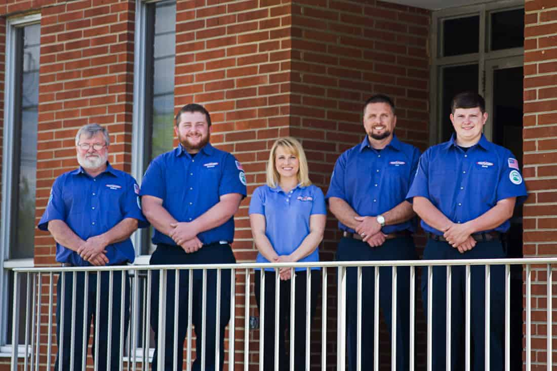 career with ensor plumbing